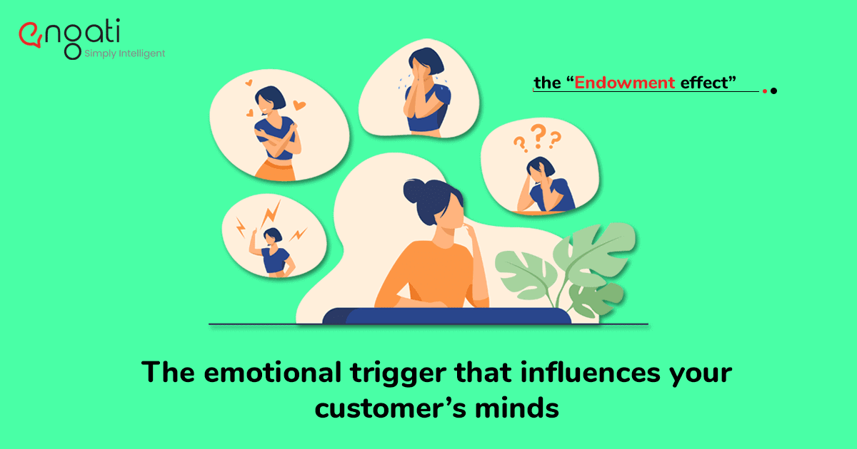 The emotional trigger that influences your customers' minds
