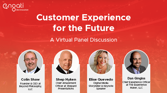 Customer experience for the future | Engati CX