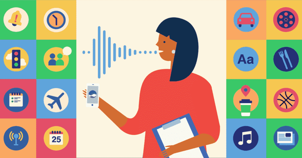 Customers like using voice chatbots
