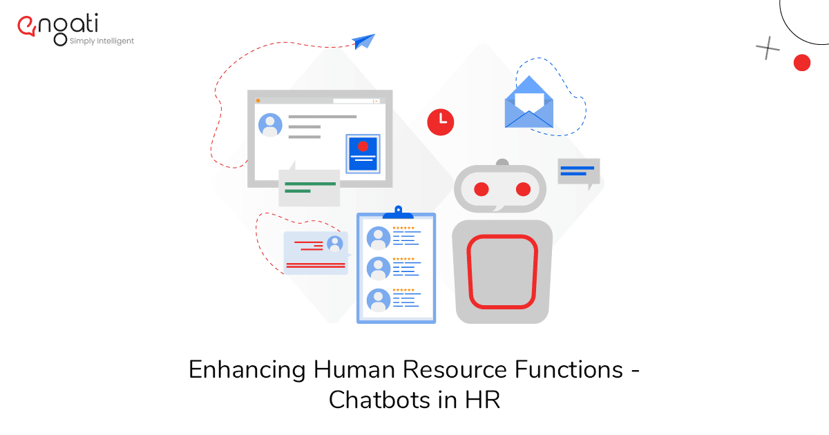 Strengthen your HR team with intelligent chatbots!