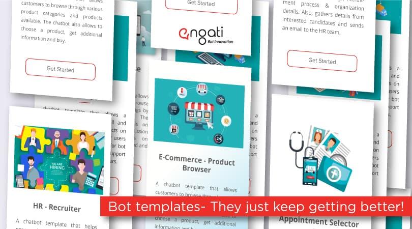 Bot templates