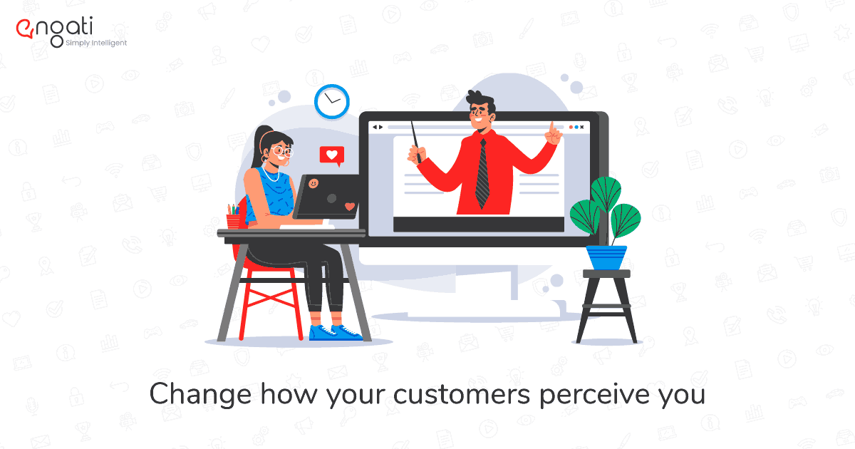 8 secrets for influencing your customer perception