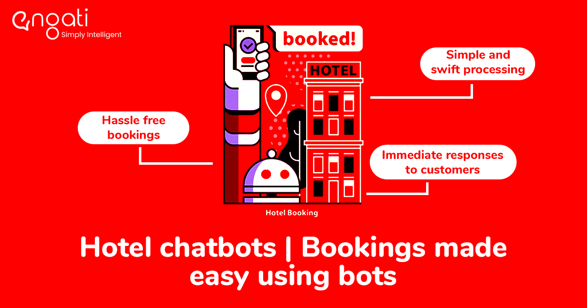 Streamline bookings with hotel chatbots
