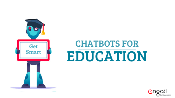 Application and influence of chatbot in education