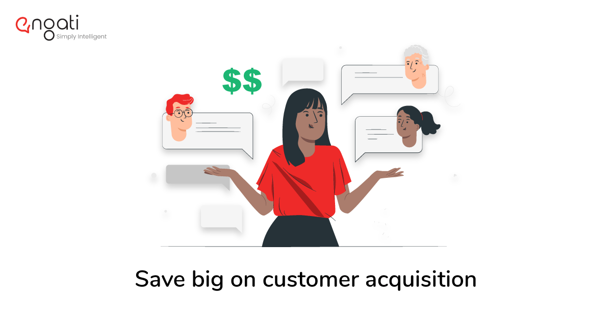6 ways to slash your Customer Acquisition Cost with bots and live chat