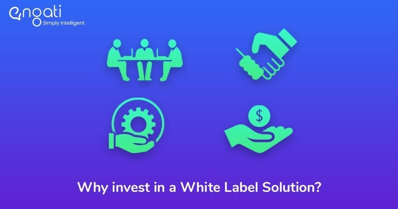 Why invest in a white label solution?