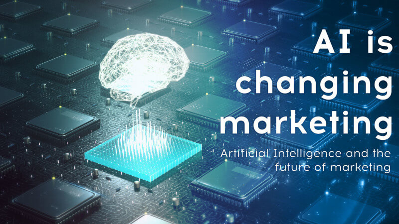 8 Ways AI Will Change the Future of Marketing