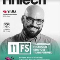 David M. Brear 11:FS FinTech and InsurTech