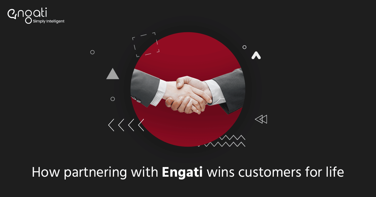 Investing in conversational automation | Partner with Engati
