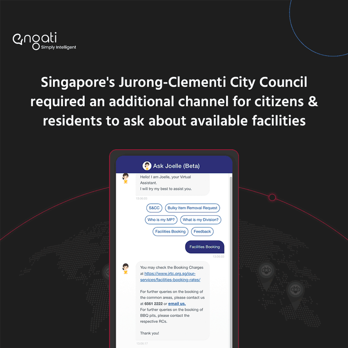 How Singapore's Jurong-Clementi City Council supports citizens