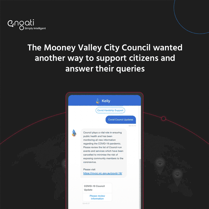 How Moonee Valley City Council supports citizens