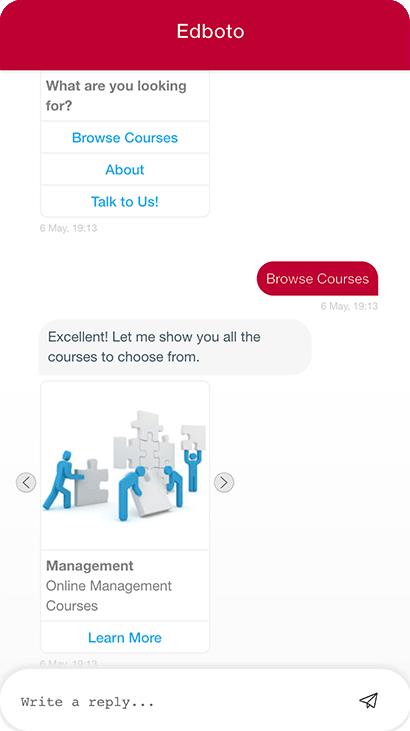 Education Chatbot