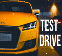 test drive chatbot