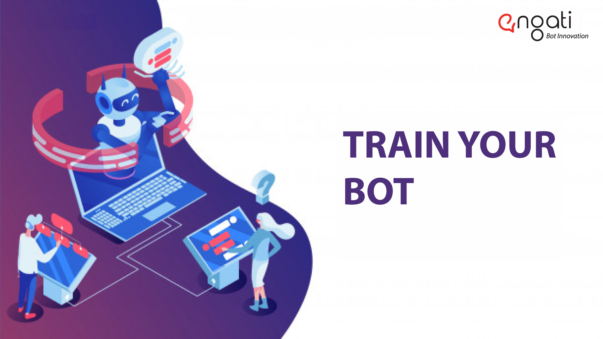 train your bot