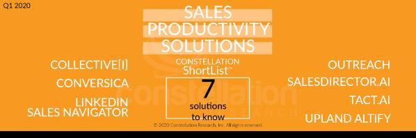 Sales Productivity Solutions shortlist-image 2020Q1