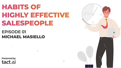 Introducing the Habits of Highly Effective Salespeople Video Series