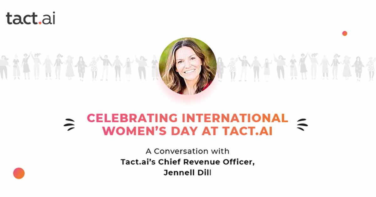 Celebrating International Women's Day at Tact.ai