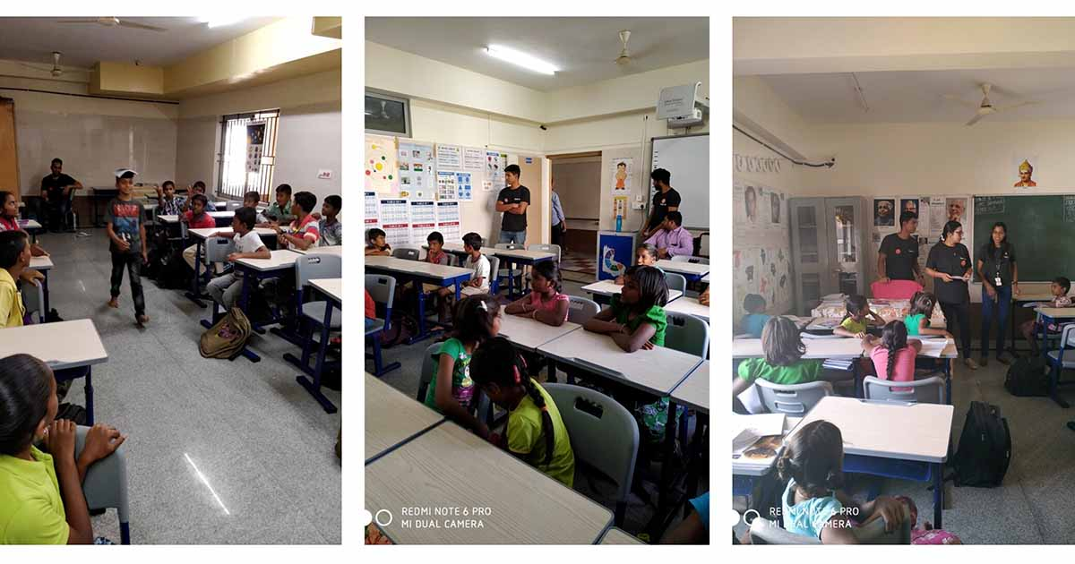 A Glimpse of Community Volunteering at Tact.ai