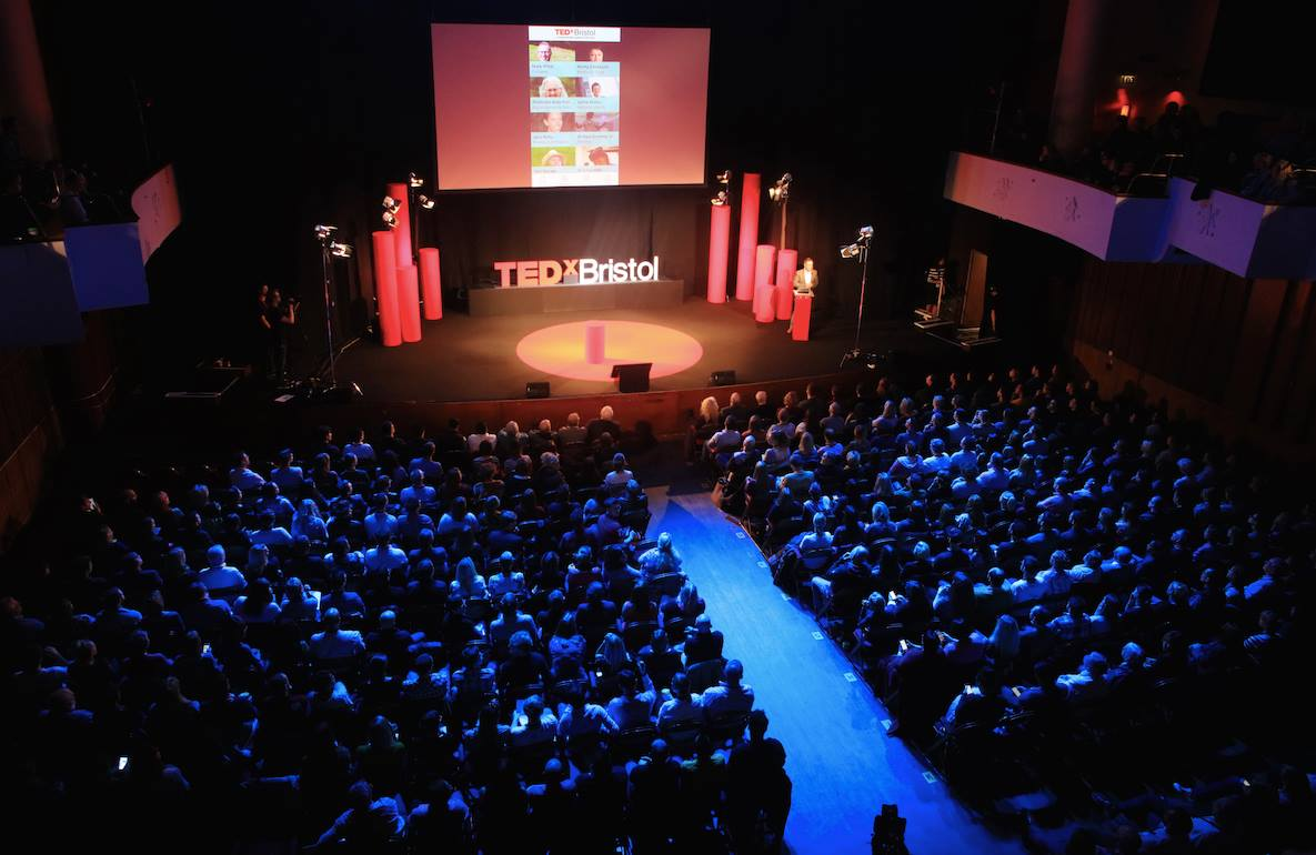 Video: Our CEO and co-founder Kim Atherton interviewed by TedxBristol