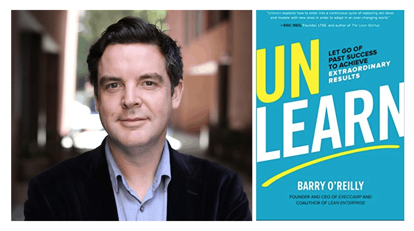 Interview: with Barry O'Reilly - outcomes over outputs