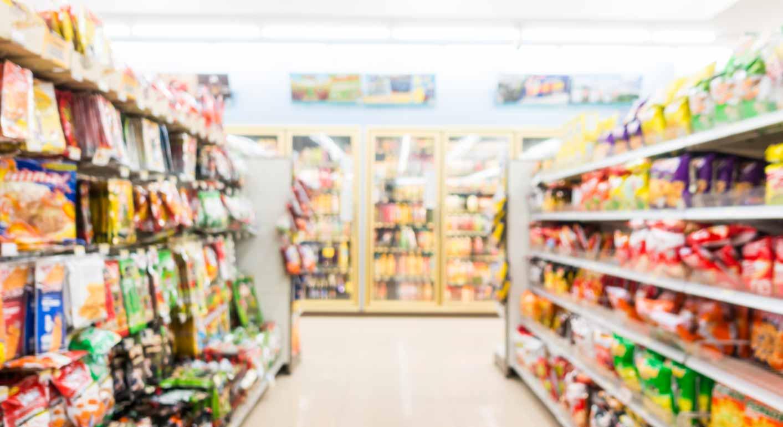 image supermarche