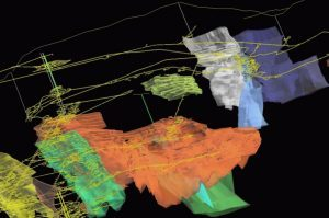 Understand the processes that concentrate metals and minerals in the crust by using virtual environments with 3D functionality