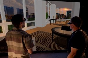Market-leading Visionary Render allows users to access and experience a real-time, interactive and immersive Virtual Reality (VR) environment created from huge 3D datasets.