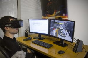 The Visionary Render for WITNESS module allows users to connect and extend their WITNESS simulation workflow directly into a full VR suite.