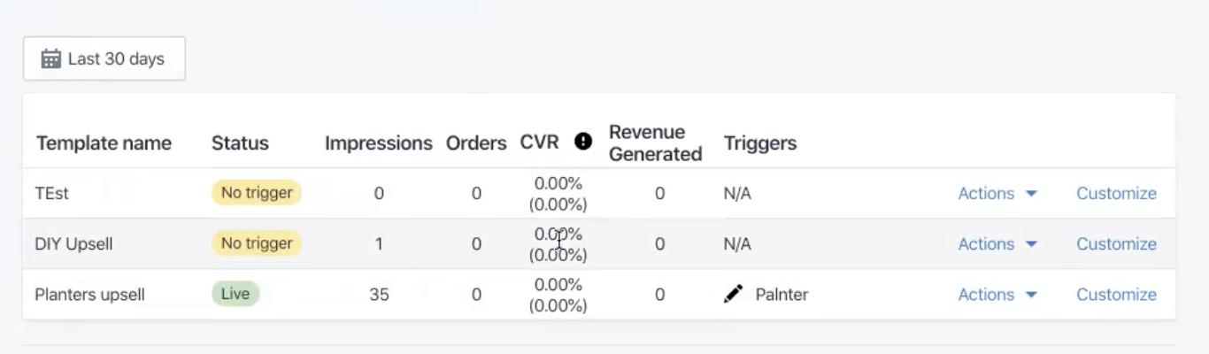 ReConvert Revenue generated