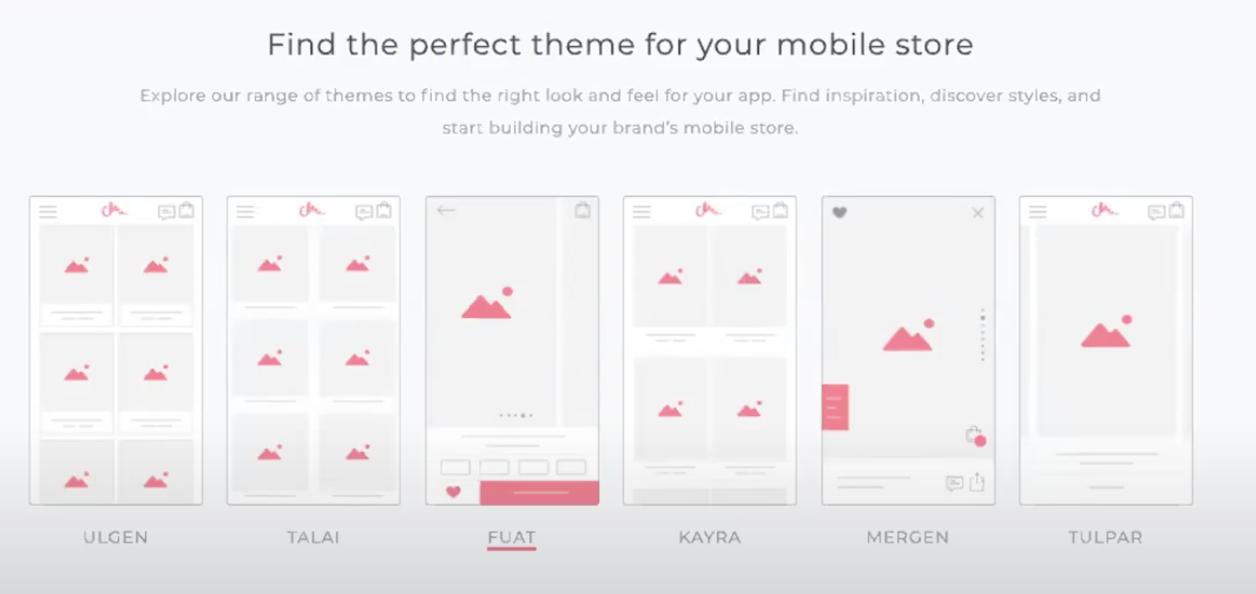Shopney_Mobile Themes