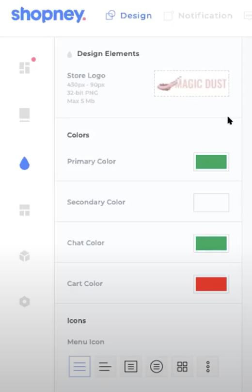 Shopney_Design Elements