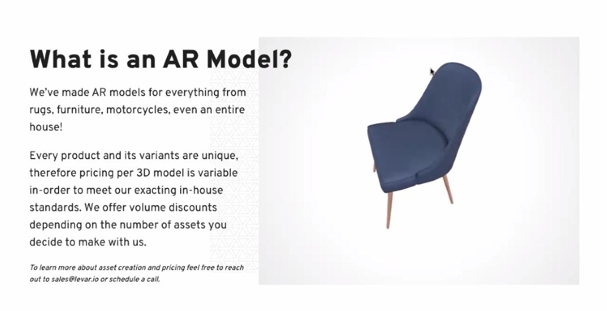 levAR What is an AR model