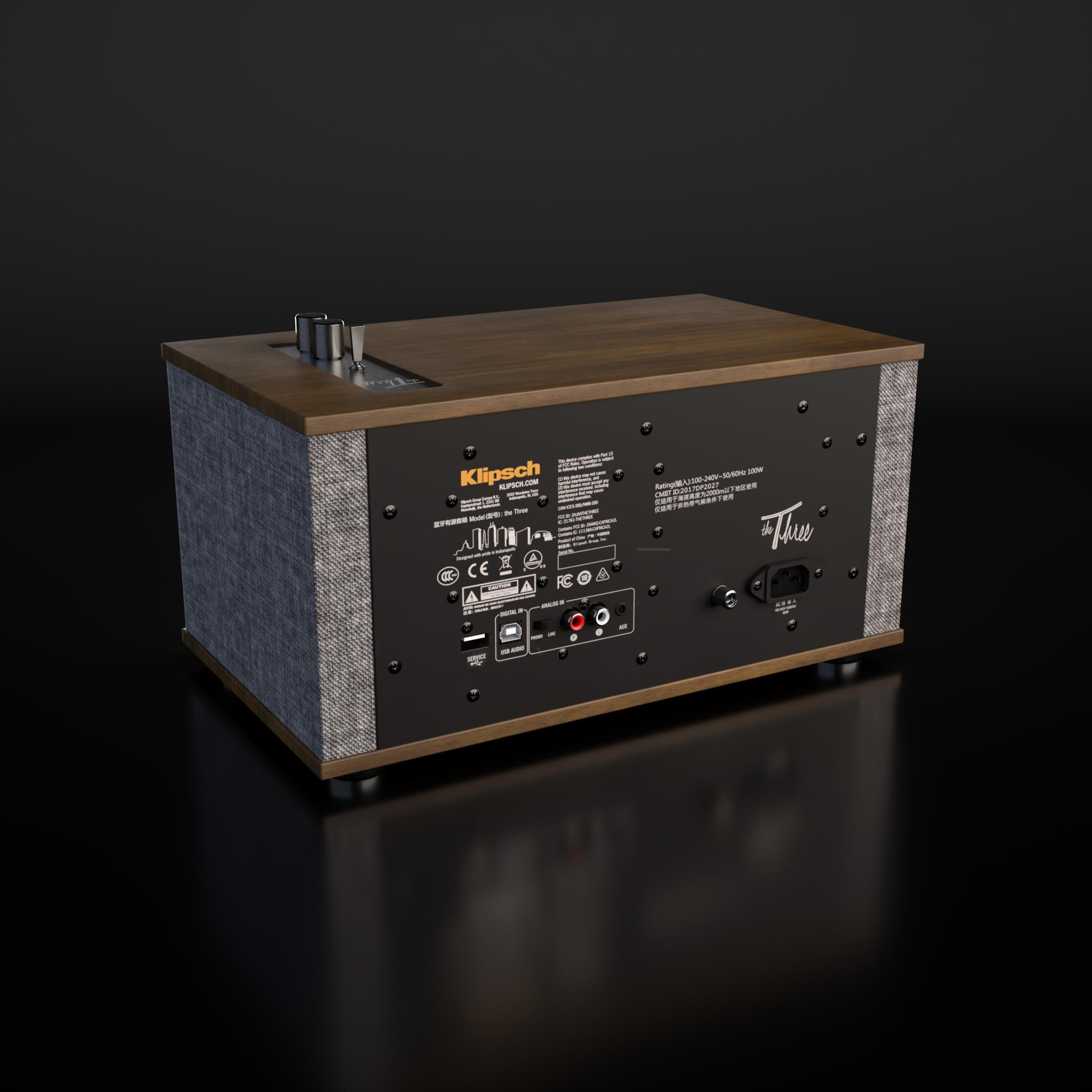 levAR Wireless Speaker Render