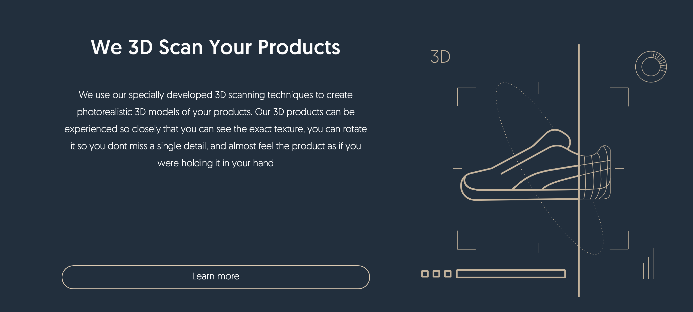 Baetes_3D Scan Your Products