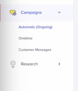 Fera Campaign Types