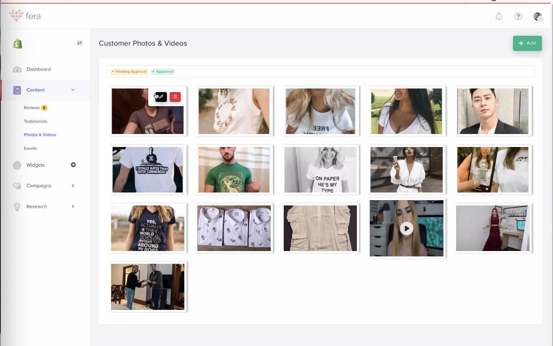 Fera Customer Photos and Videos