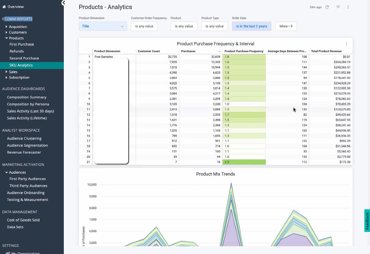 Decile Product Analytics