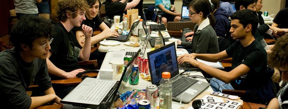 Hackathon at TNW