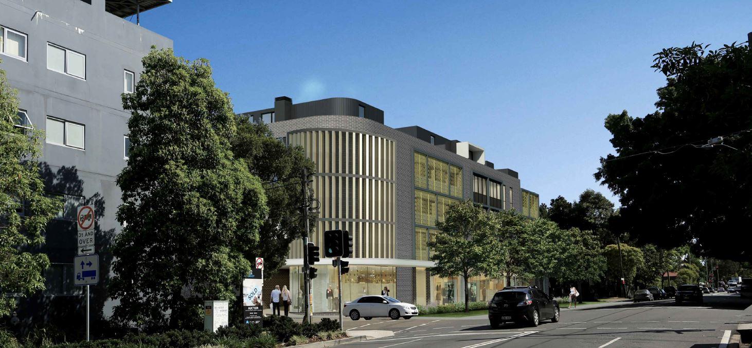 EI Australia Wrap up Works on Derive Building in Alexandria