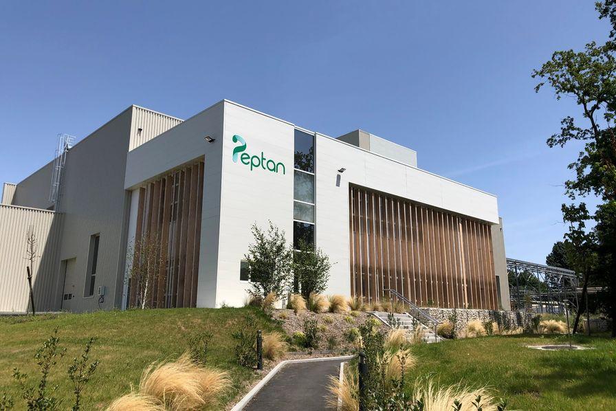 L'usine de Rousselot à Angoulême
