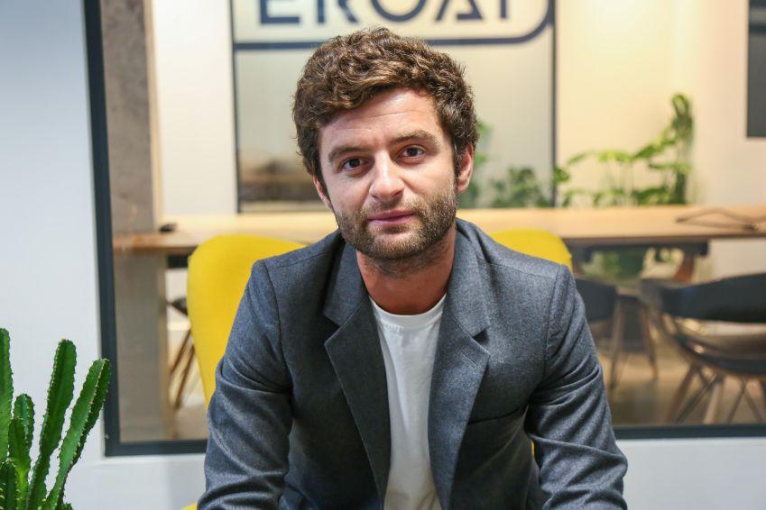 Maxime Legardez, directeur général d'Everoad by sennder