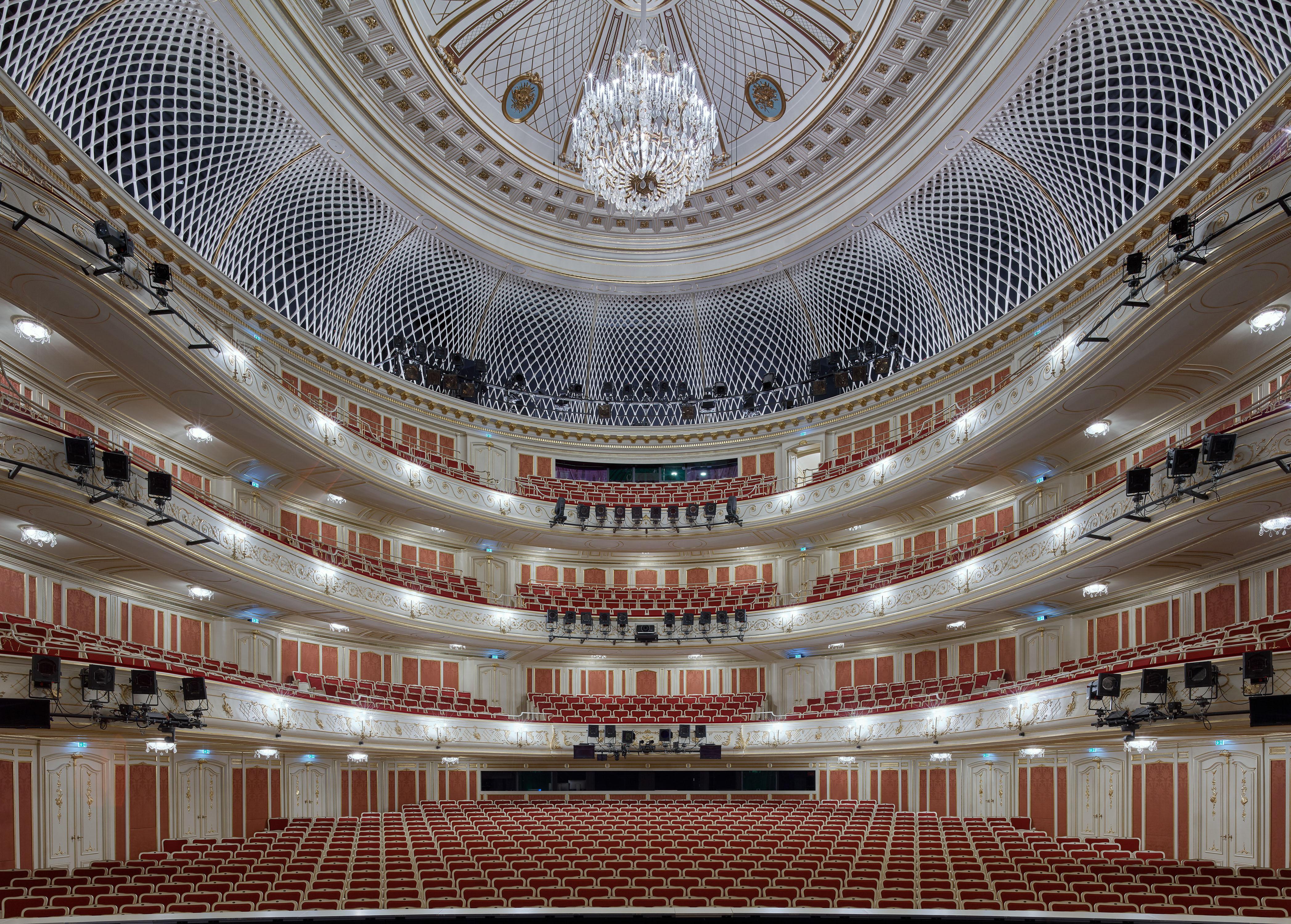 ALPA 画像ギャラリー - ベルリン国立リンデン劇場(Staatsoper unter ...