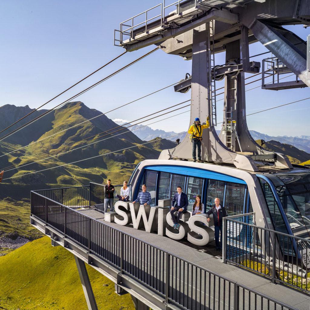 Campaign Dot Swiss