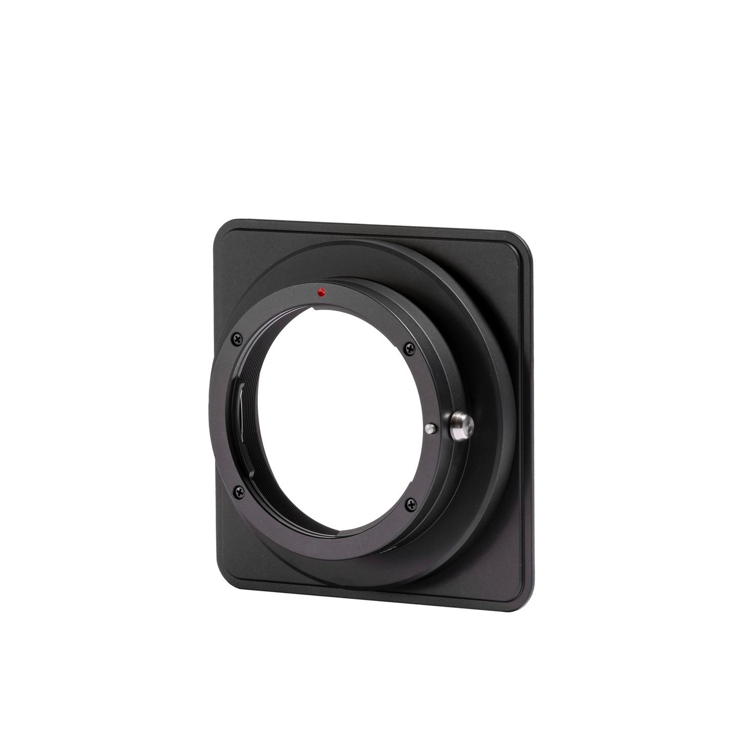 ALPA Lens Module Canon EF manual
