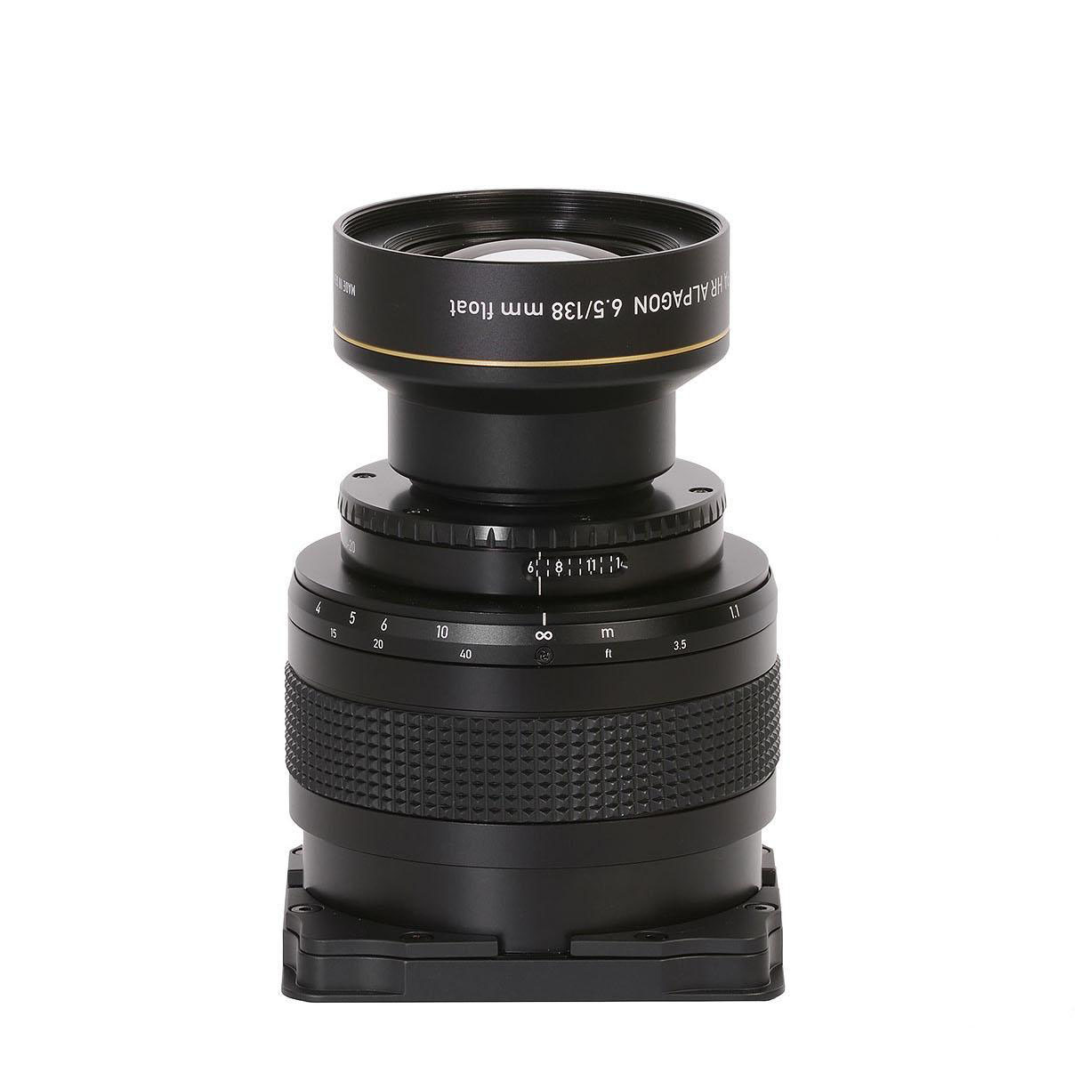 Rodenstock / ALPA HR Alpagon 6.5/138 mm, with Floating Element, SB51, in Aperture Unit
