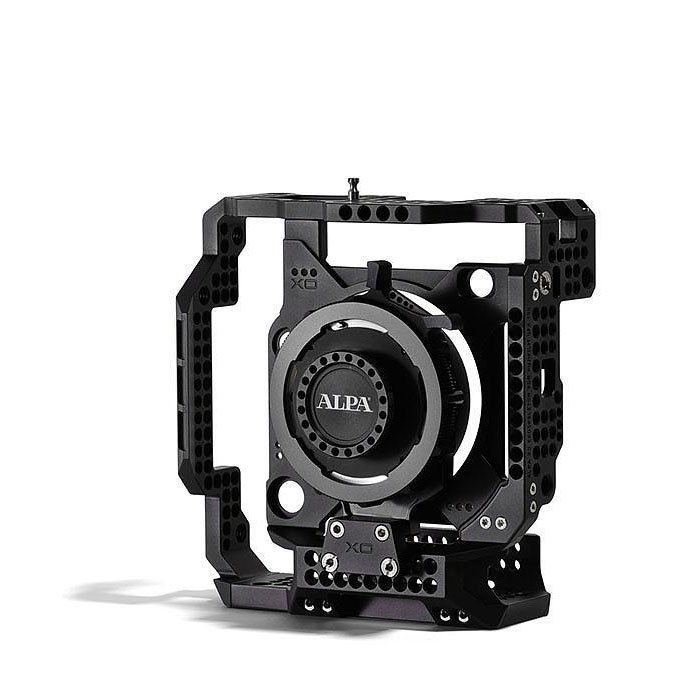 ALPA XO Exoskeleton Cine Kit Midnight Black