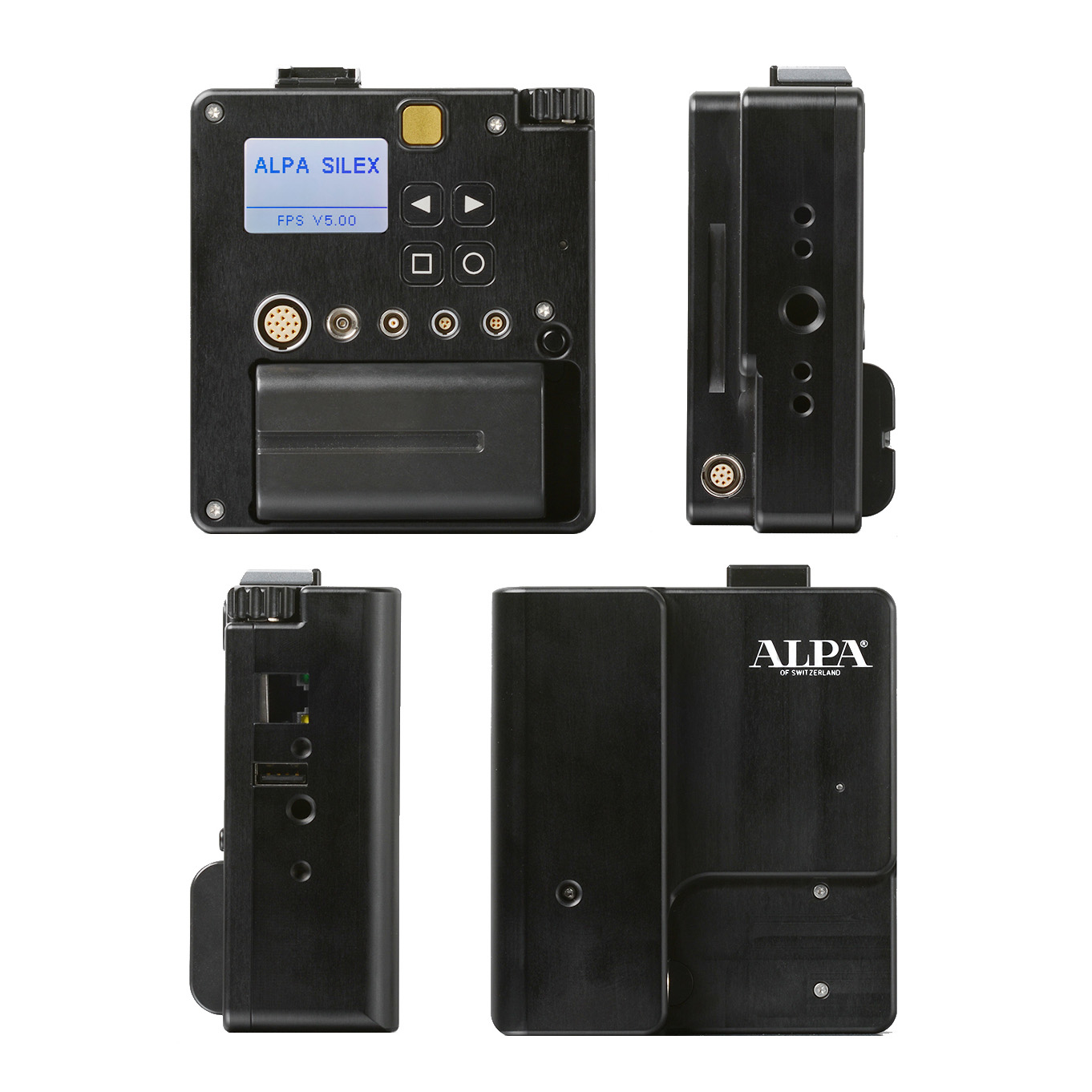 ALPA SILEX Mk II control unit