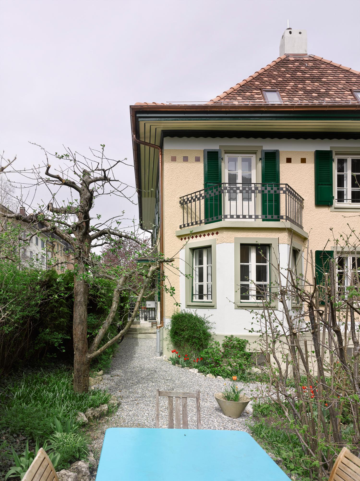 Gempeler Wohnhaus Bern