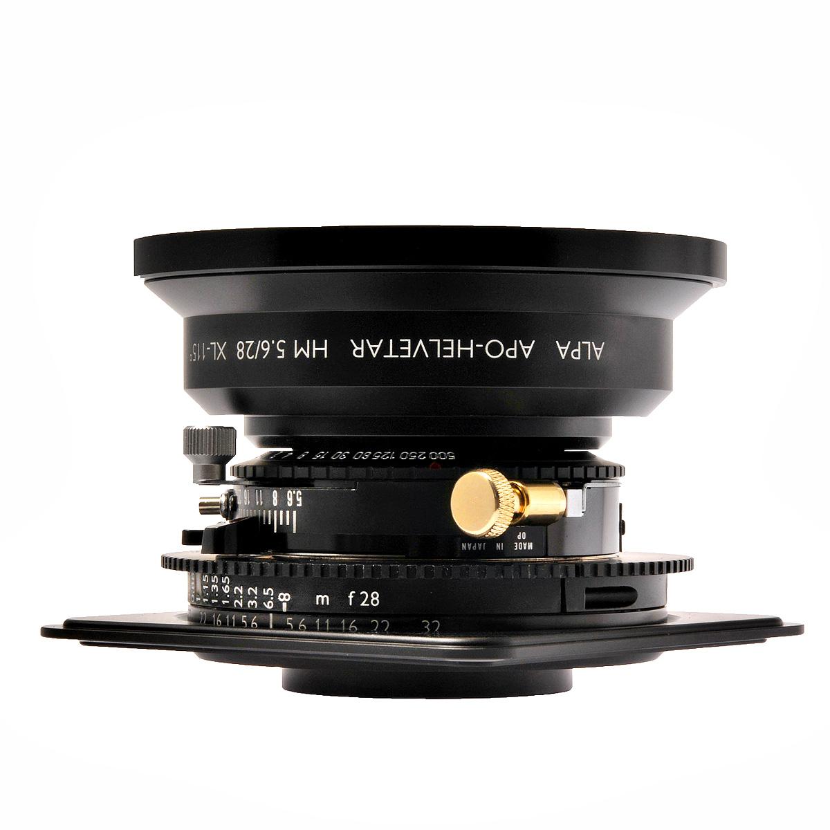 ALPA Apo Helvetar 5.6/28 mm