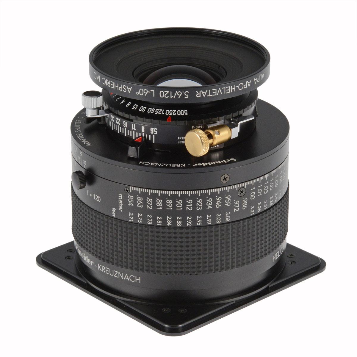 ALPA Apo Helvetar 5.6/120 mm